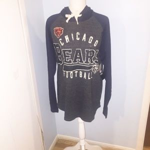 NWT Chicago Bears NFL Hoodie size M